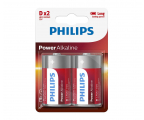 Philips Power Alkaline D LR20 (2szt) (LR20P2B/10)