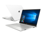 "Notebook / Laptop 15,6"" HP Pavilion 15 Ryzen 5-3500/8GB/256/Win10 White"