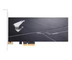 Dysk SSD  Gigabyte 512GB PCIe NVMe AIC AORUS RGB