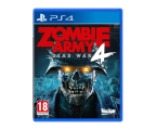 Gra na PlayStation 4 PlayStation Zombie Army 4: Dead War