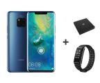Huawei Mate 20 Pro Midnight Blue + Gift BOX + Band A2  (Laya-L29C Midnight Blue + 55030474 + AW61 Blk)
