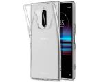 Spigen Liquid Crystal do Sony Xperia 1 Clear (G15CS26202 / 8809640256011)