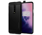 Spigen Rugged Armor do OnePlus 7 Pro Black (K09CS26390  / 8809640257520)
