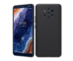 Nillkin Super Frosted Shield do Nokia 9 PureView czarny (6902048177154 )