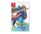 Switch Pokemon Sword (045496424756 / NINTENDO)