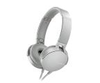 Sony MDR-XB550AP Białe (MDRXB550APW.CE7)
