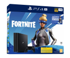 Konsola PlayStation Sony PlayStation 4 PRO 1TB + Fortnite DLC