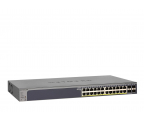 Netgear 28p GS728TPP-200EUS (24x100/1000Mbit 4xSFP) PoE+ (GS728TPP-200EUS)