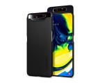 Spigen Thin Fit do Samsung Galaxy A80 Black (621CS26417 / 8809640257766)