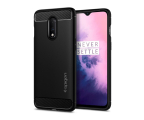 Spigen Rugged Armor do OnePlus 7 Black  (K08CS26240 / 8809640256318)