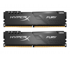 HyperX 16GB (2x8GB) 3600MHz CL17 Fury Black  (HX436C17FB3K2/16)