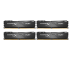 HyperX 64GB 2400MHz Fury CL15 (4x16GB) (HX424C15FB3K4/64)