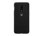 OnePlus Nylon Bumper Case do OnePlus 6t czarny  (5431100067 )