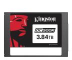 "Kingston 3,84TB 2,5"" SATA SSD DC500R (SEDC500R/3840G)"