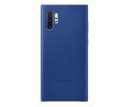 Samsung Leather Cover do Galaxy Note 10+ niebieski (EF-VN975LLEGWW)