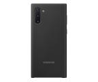 Samsung Silicone Cover do Galaxy Note 10 czarny (EF-PN970TBEGWW)