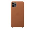 Etui/obudowa na smartfona Apple Leather Case do iPhone 11 Pro Max Saddle Brown
