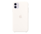Apple Silicone Case do iPhone 11 White (MWVX2ZM/A)