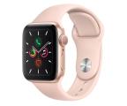 Smartwatch Apple Watch 5 40/Gold Aluminium/Pink Sport GPS