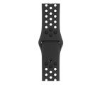 Apple Pasek Sportowy Nike do Apple Watch antracyt/czarny (MX8C2ZM/A)