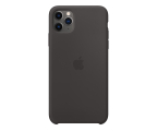Apple Silicone Case do iPhone 11 Pro Max Black (MX002ZM/A)