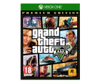 Gra na Xbox One Rockstar Games Grand Theft Auto V Premium Edition PL