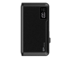 Silicon Power Power Bank 10000mAh, 2.1A (czarny) (SP10KMAPBK103P0K)