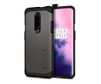 Spigen Slim Armor do OnePlus 7 Pro Gunmetal  (K09CS26437)