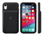 Apple Smart Battery Case do iPhone Xr czarny (MU7M2ZM/A)