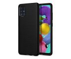 Spigen Liquid Air do Samsung Galaxy A51 czarny (ACS00601)