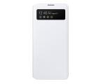 Etui/obudowa na smartfona Samsung S View Wallet Cover do Galaxy A51 biały