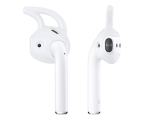 Spigen Apple AirPods Earhooks białe (000SD21192)