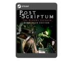 PC Post Scriptum (Supporter Edition) uncut ESD Steam (F6FAE928-08D3-4FC4-8B3A-9276672EECC5)