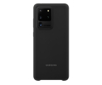 Samsung Silicone Cover do Galaxy S20 Ultra Black  (EF-PG988TBEGEU)