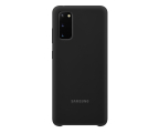 Samsung Silicone Cover do Galaxy S20 Black  (EF-PG980TBEGEU)