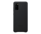 Samsung Leather Cover do Galaxy S20 Black  (EF-VG980LBEGEU)