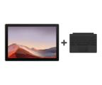 Laptop 2 w 1 Microsoft Surface Pro 7 i3/4GB/128 Platynowy + klawiatura
