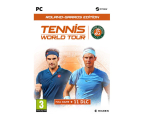 PC Tennis World Tour: Roland Garros Edition ESD Steam (16F2DCE7-33C9-44C2-B4BD-DBCE09E97E40)