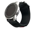 UAG Pasek Sportowy do smartwatcha Nylon Active czarny (29181A114040)