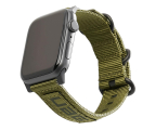 UAG Pasek Nylon Nato do Apple Watch 42/44 mm Olive (19148C114072)