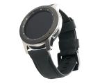 UAG Pasek Skórzany do smartwatcha czarny (29180B114040)