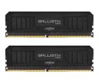 Crucial 16GB (2x8GB) 4400Mhz CL19 Ballistix Max Black (BLM2K8G44C19U4B)