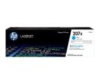 HP 207X cyan 2450str. (W2211X)