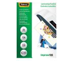 Fellowes Folia do laminowania 100 µ 216x303 mm - A4 100 szt (5351111)