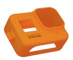 GoPro Silikonowe Etui do HERO8 Black pomarańczowe (AJSST-004)