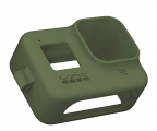 GoPro Silikonowe Etui do HERO8 Black zielone (AJSST-005)
