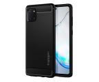 Spigen Rugged Armor do Samsung Galaxy Note 10 Lite czarny (ACS00677)