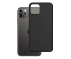 Etui/obudowa na smartfona 3mk Matt Case do iPhone 11 Pro Max czarny
