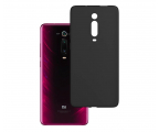 3mk Matt Case do Xiaomi Xiaomi Mi 9T/Mi 9T Pro czarny  (5903108232296)
