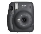 Aparat natychmiastowy Fujifilm Instax Mini 11 szary